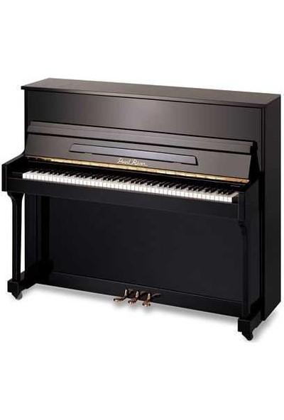 Pearl River UP118M Akustik Duvar Piyano - Parlak Siyah