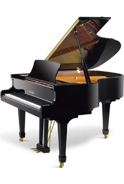 Pearl River GP160 Akustik Kuyruklu Piyano - Parlak Siyah