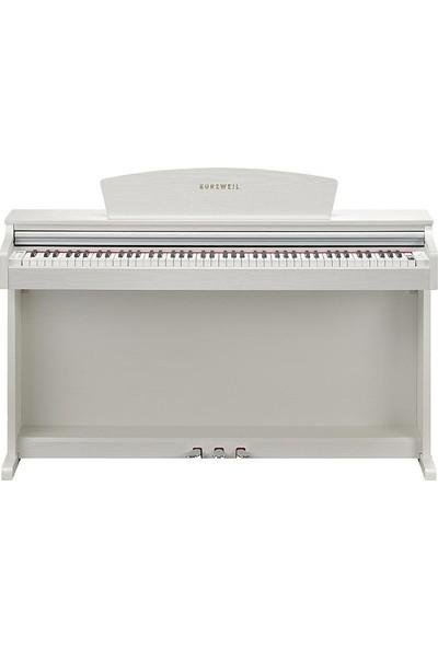 Kurzweil M110WH Dijital Piyano - Beyaz