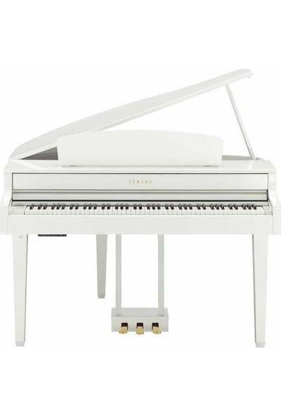 Yamaha CLP565GP Dijital Kuyruklu Piyano - Parlak Beyaz