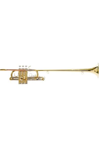 Jinbao JBHT-1300L Herald Trompet - Lacquer