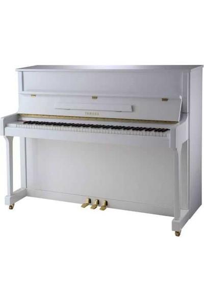 Yamaha B3 Akustik Duvar Piyanosu - Parlak Beyaz