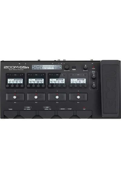 Zoom G5n Elektro Gitar Prosesörü