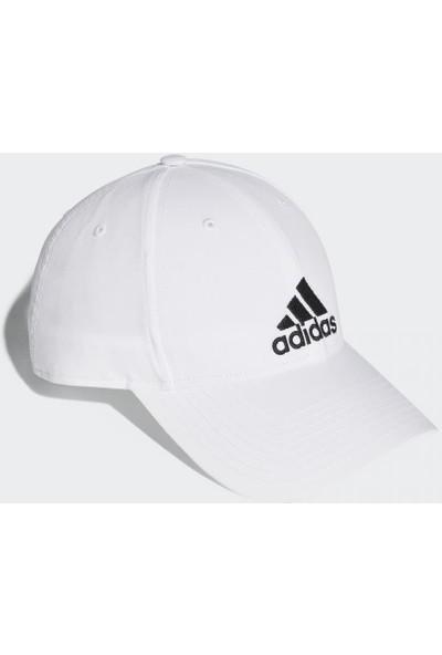 Adidas Şapka Spor Beyaz Bk0794 6Pcap Ltwgt Emb