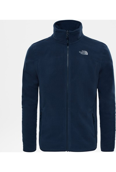 The North Face M 100 Glacier Full Zip Erkek Sweatshirt