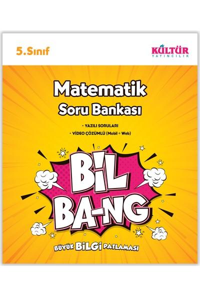 Kültür Yayınları Bil-Bang 5. Sınıf Matematik Soru Bankası