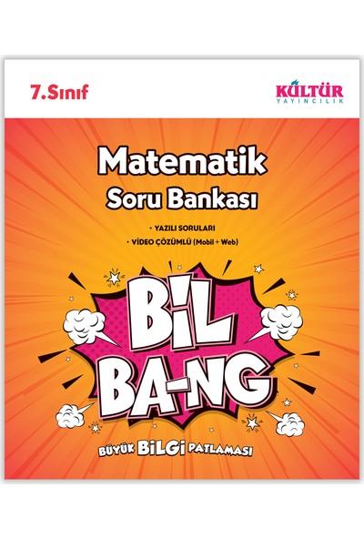 Kültür Yayınları Bil-Bang 7.Sınıf Matematik Soru Bankası