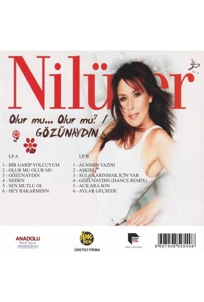 Nilüfer - Olur Mu.. Olur Mu? / Gözün Aydın - Plak