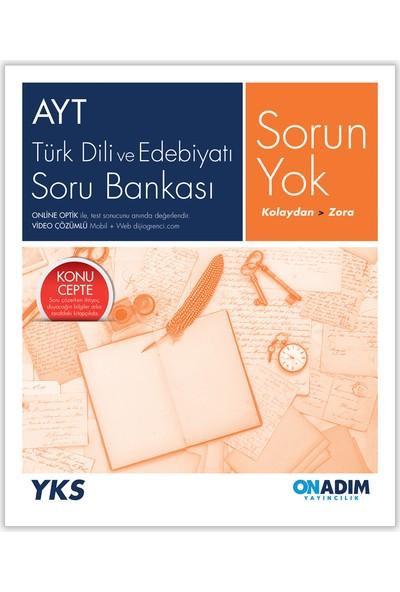 Ayt Türk Edebiyatı Sorun Yok Soru Bankası