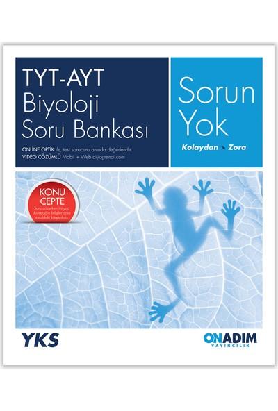 Tyt / Ayt Biyoloji Sorun Yok Soru Bankası