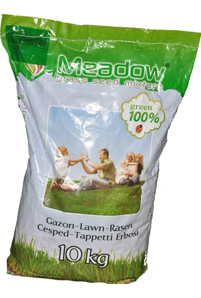 Plantistanbul 4 Karışım Park Çim Tohumu 10Kg