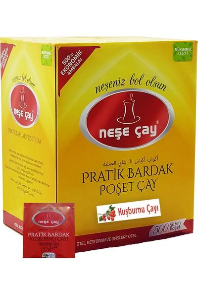 Neşe Çay Pratik Bardak Kuşburnu Çayı 500'lü