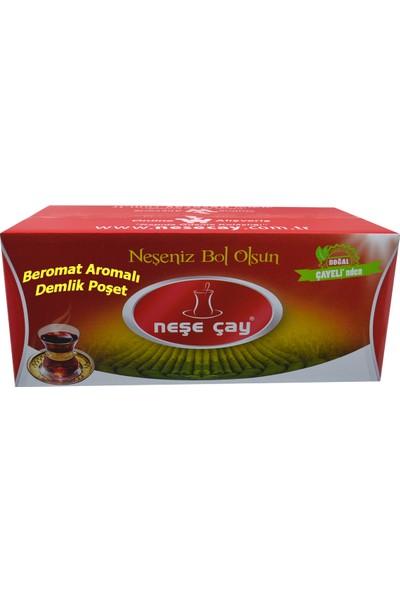 Neşe Çay Tomurcuklu Bergamot Aromalı Demlik Poşet 167 x 30 gr (5 kg)