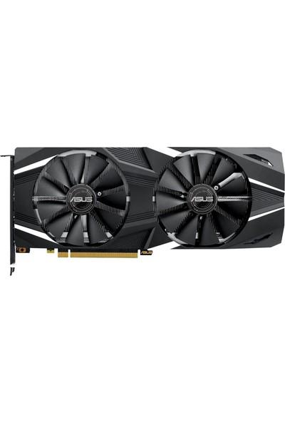 Asus DUAL GeForce RTX 2070 OC 8GB 256Bit GDDR6 DX12 PCI-E 3.0 Ekran Kartı