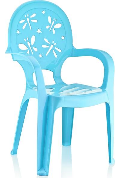 Dünya Plastik Çocuk Sandalyesi