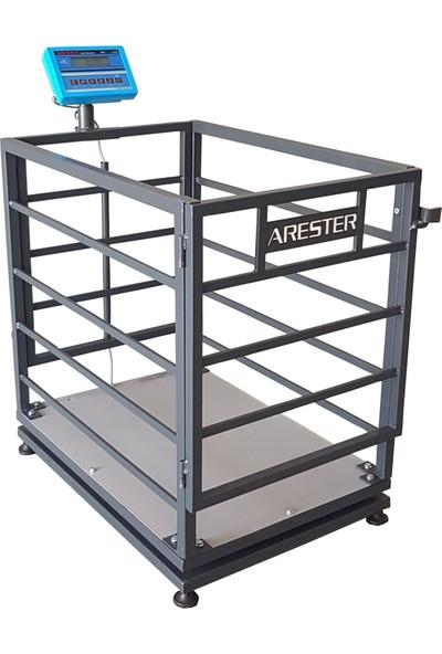 Arester Chb Sc+ 60X85 300 Kg Canlı Hayvan Baskülü