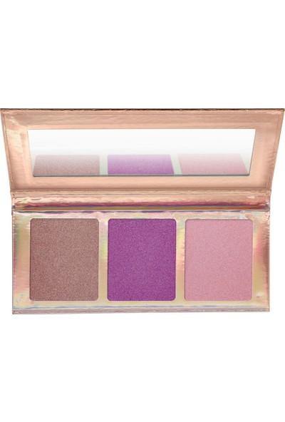 Essence Go For The Glow Highlighter Palette - Aydınlatıcı Palet No: 02