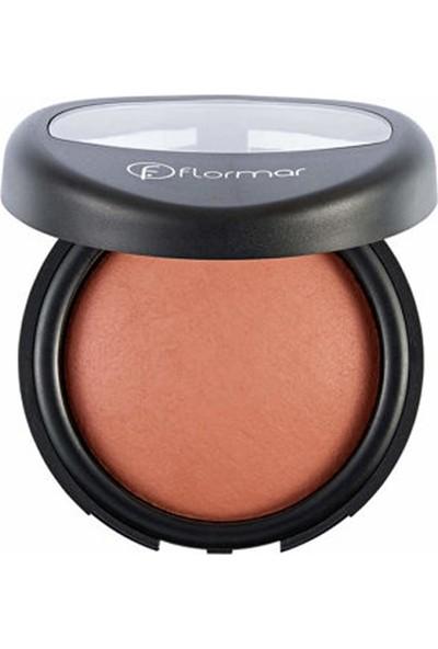 Flormar Baked Blush-On - Allık No:050 Peachy Bronze 9 gr