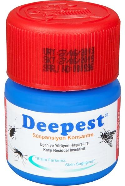 Sis Tarım Sis Tarım Deepest Kara Sivri Sinek Kene Pire Akrep Hamam Böceği Kovucu 30 Ml
