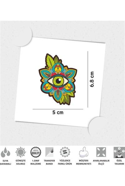 Çınar Extreme Brahma Hindu Sticker