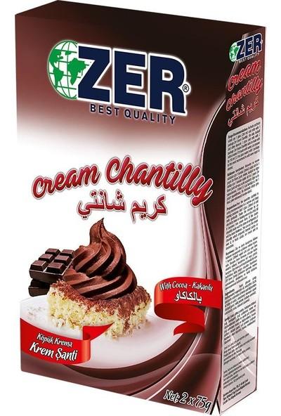 Zer Kakaolu Krem Şanti 150 gr Kutu