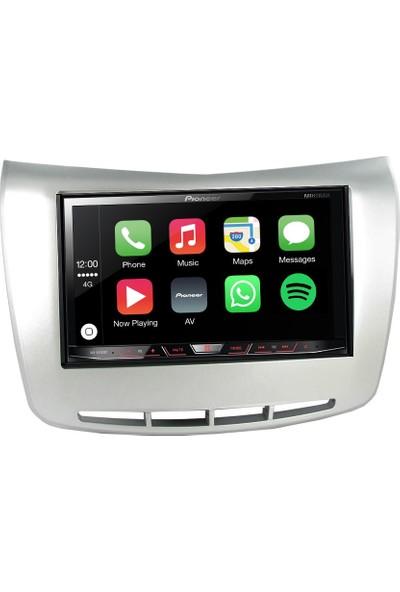 Pioneer Lancia Delta Apple Carplay Android Auto Multimedya Sistemi 7 İnç