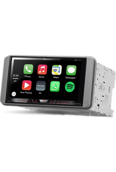 Pioneer Totoya Subaru Mitsubishi Apple Carplay Android Auto Multimedya Sistemi 7 İnç