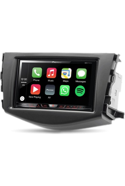 Pioneer Totoya Rav 4 Apple Carplay Android Auto Multimedya Sistemi 7 İnç