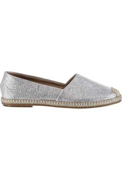 Fox Shoes Lame Kadın Ayakkabı D280250014