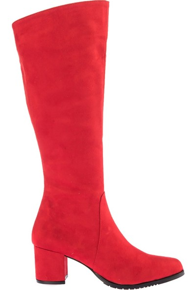 Fox Shoes Kırmızı Kadın Çizme A654252702