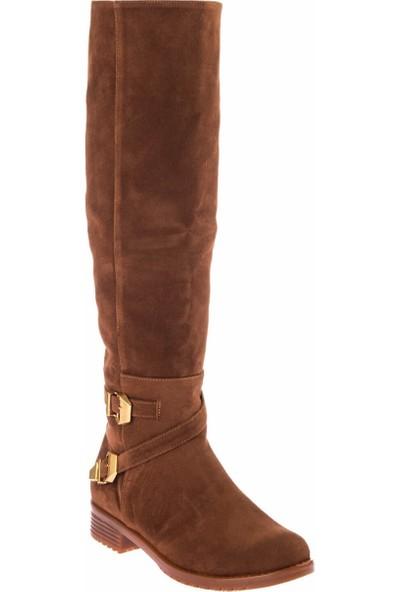 Fox Shoes Taba Kadın Çizme E726203402