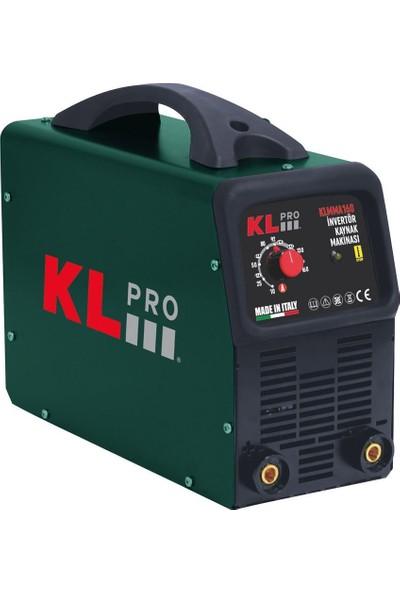 KLPRO KLMMA160 160 Amper İnverter Kaynak Makinesi