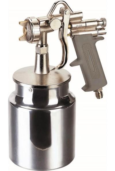 KLPRO G70-1.8 1000ml 1.8mm Alttan Alüminyum Depolu Boya Tabancası