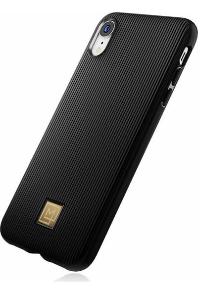 Spigen Apple iPhone XR Kılıf La Manon Classy Black - 064CS24960