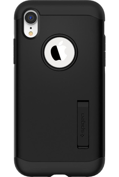 Spigen Apple iPhone XR Kılıf Slim Armor Black - 064CS25146