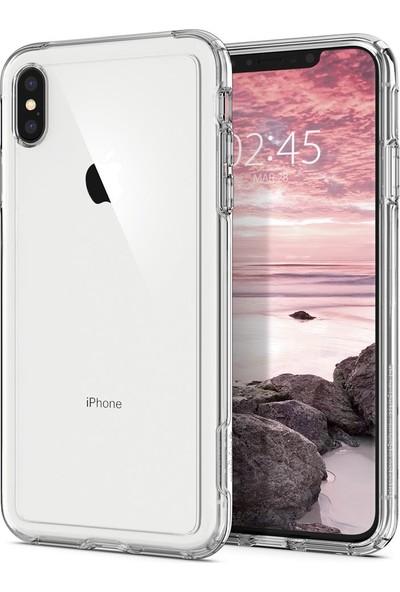 Spigen Apple iPhone XS Max Kılıf Crystal Hybrid Crystal Clear - 065CS25160