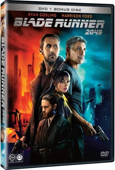 Blade Runner 2049 Dvd Ve Bonus Disc Sansürsüz Versiyon