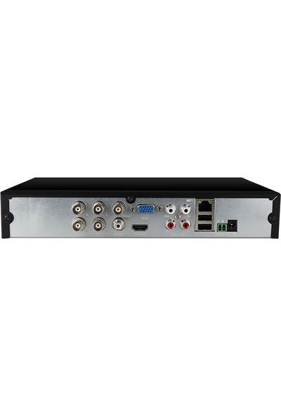 Opax 11004 4 Kanal 1080N H.264 5 İn 1 Xvr Kayıt Cihazı
