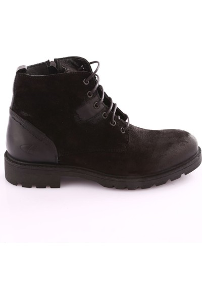 Free Foot 2602-1 Erkek Timberland Bot Siyah