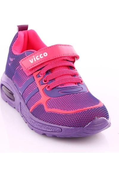 Vicco 938.18K.130 Filet Spor Ayakkabı Mor