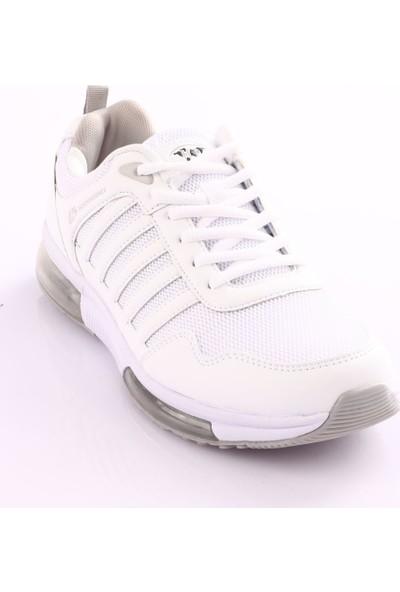 M.P 182-1803Mr Erkek Indepence Mr Air Fit Spor Ayakkabı Beyaz