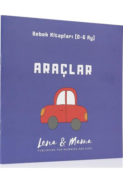 Bebek Kitapları 5'Li Set - 0-6 Ay Bebeklere Yönelik