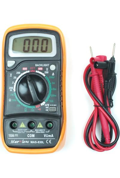 Marxlow MAS-830L Multimetre