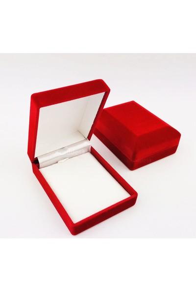 Pigado 925 Ayar Gümüş Tuğra Desen Damla Kolye Sevgiliye Özel
