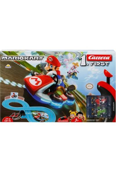 Carrera Super Mario Kart 240 cm Kumandalı Araba Yarış Pisti Oyun Seti