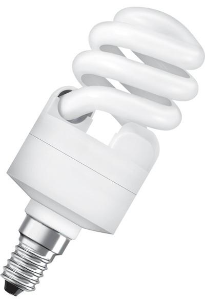 Ack 12 W E14 2700K Sarı Işık Tasarruf Ampül