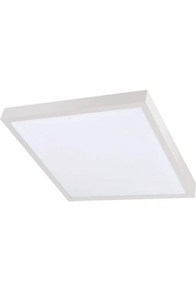 Lamptime Armatür Led Panel Sıva Üstü 60X60Cm 40W 6500K Beyaz Tse Belgeli