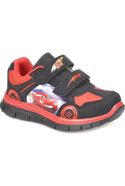 Cars Lemi Siyah Erkek Çocuk Athletic Ayakkabı