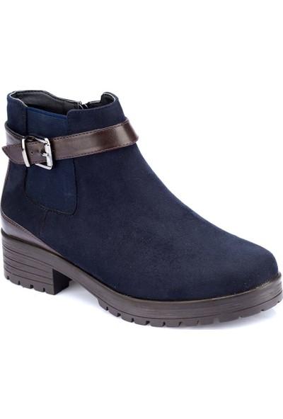 Polaris 82.150384Sz Lacivert Kadın Casual Ayakkabı
