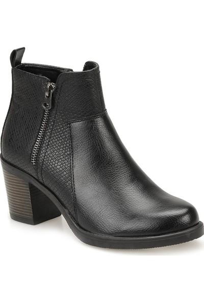 Polaris 82.312239.Z Siyah Kadın Dress Ayakkabı